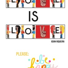 Amor es Amor🧡 Por favor: sé feliz