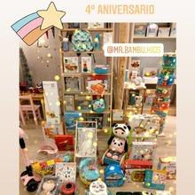 Buenos días🧡🧡🧡 Estamos actualizando Mr Bambú ON LINE y como queremos seguir celebrando nuestro 4° aniversario haremos un super SORTEO🥳🥳 Se podrá participar con TODAS LAS COMPRAS realizadas en nuestra tienda física en Pontevedra, en Mr Bambú on line y/o a través de IG. Estad atentos!!!📣 #mrbambukids #kidsconceptstore #slowfashionforkids #juguetessostenibles #ecocrianza #ecokids