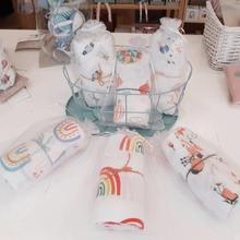 Buenas 🧡🧡🧡. Para nuestro bebé,  las muselinas de Bambú de 1.20x1.20😍. #mrbambukids #muselinas #regalosbebe #regalosoriginales #pielesutopicas