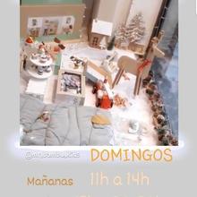 Buenos días🧡🧡🧡 Todos los DOMINGOS de Diciembre abrimos en horario de -Mañana 11h a 14h -Tarde 17h a 20,30h  Feliz domingo!! #mrbambukis #slowfashionforkids #juguetesdemadera #juguetessostenibles #algodonorganico #algodonpima #regalosdenavidad #navidad2020