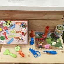 Organico-Saludable-Sostenible 🌱🌱🌱  Nos encantan las marcas que reciclan para fabricar sus productos 😍😍@greentoysinc.  Set completo con Plastilina Organica, y herramientas para moldearla.  #mrbambukids #plastilinaorgánica #reciclaje #juguetessostenibles #aprenderjugando #planetatierra #sostenible