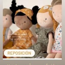 Buenas 🧡🧡🧡 Comenzamos el año 💪💪💪recibiendo reposición de vuestras muñecas preferidas  Como siempre, Gracias por ESTAR😘 👑👑👑 #mrbambukis #regalosbonitos #muñecasdetela #juguetessostenibles #aprenderjugando #juegosdeimitación #regalosdenavidad #navidad2020 #felizañonuevo